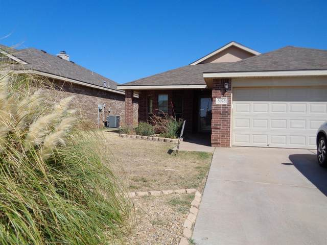 6926 96th Street, Lubbock, TX 79424 (MLS #202009425) :: Stacey Rogers Real Estate Group at Keller Williams Realty