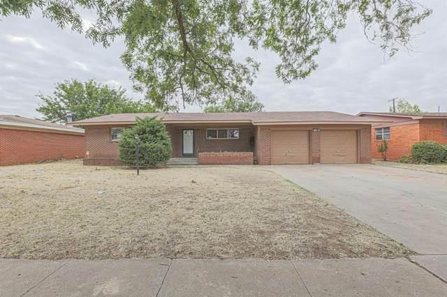 3707 36th Street, Lubbock, TX 79413 (MLS #202009450) :: Duncan Realty Group