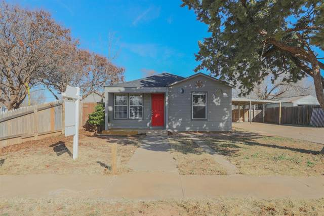 3210 Duke Street, Lubbock, TX 79415 (MLS #202009458) :: Stacey Rogers Real Estate Group at Keller Williams Realty
