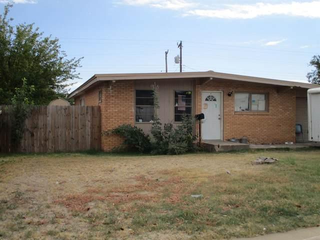 2507 62nd Street, Lubbock, TX 79413 (MLS #202009469) :: Duncan Realty Group