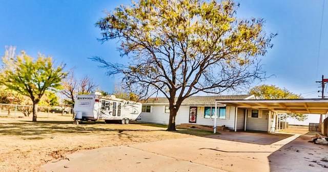 1105 S Auburn Avenue, Lubbock, TX 79403 (MLS #202009491) :: Reside in Lubbock | Keller Williams Realty