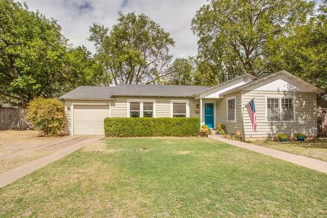 3108 26th Street, Lubbock, TX 79410 (MLS #202009511) :: Duncan Realty Group