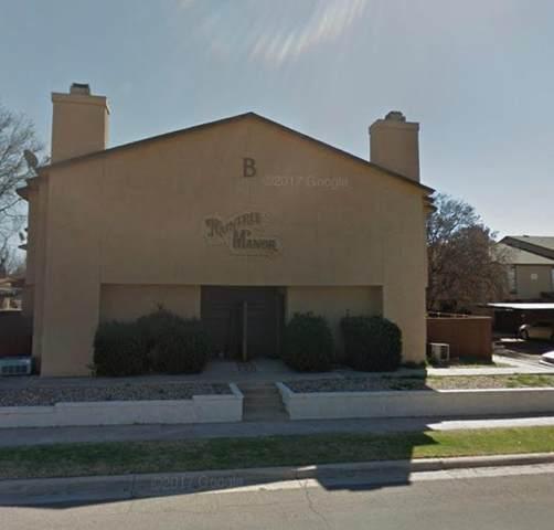 8601 Memphis Drive, Lubbock, TX 79423 (MLS #202009539) :: Duncan Realty Group