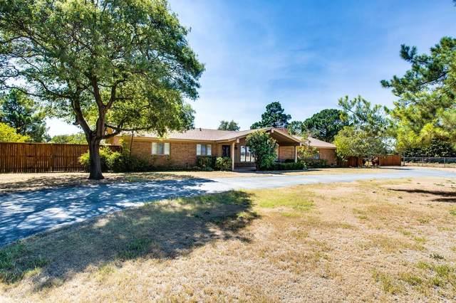 5217 168th Street, Lubbock, TX 79424 (MLS #202009552) :: Duncan Realty Group