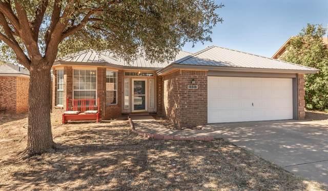 418 Hyden Avenue, Lubbock, TX 79416 (MLS #202009553) :: Duncan Realty Group
