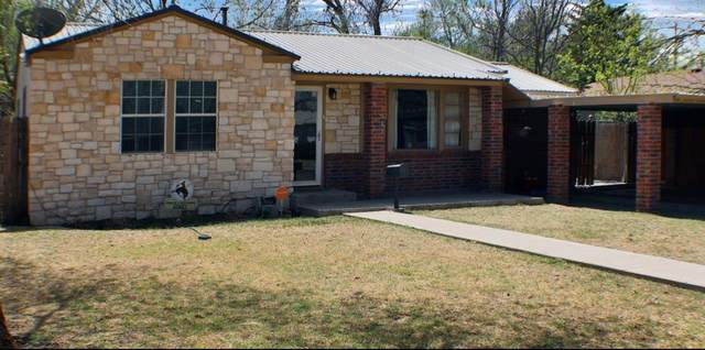 4013 31st Street, Lubbock, TX 79410 (MLS #202009607) :: Reside in Lubbock | Keller Williams Realty