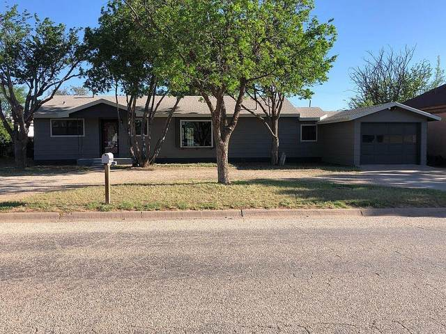 708 W 13th, Post, TX  (MLS #202009650) :: Duncan Realty Group