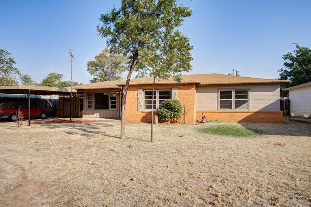 4212 43rd Street, Lubbock, TX 79413 (MLS #202009825) :: Better Homes and Gardens Real Estate Blu Realty