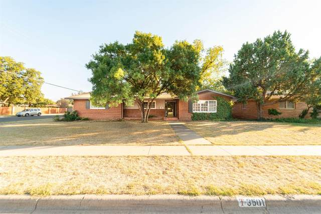 3501 44th Street, Lubbock, TX 79413 (MLS #202009887) :: Better Homes and Gardens Real Estate Blu Realty