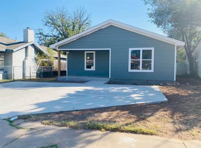 1921 26th Street, Lubbock, TX 79411 (MLS #202009910) :: The Lindsey Bartley Team