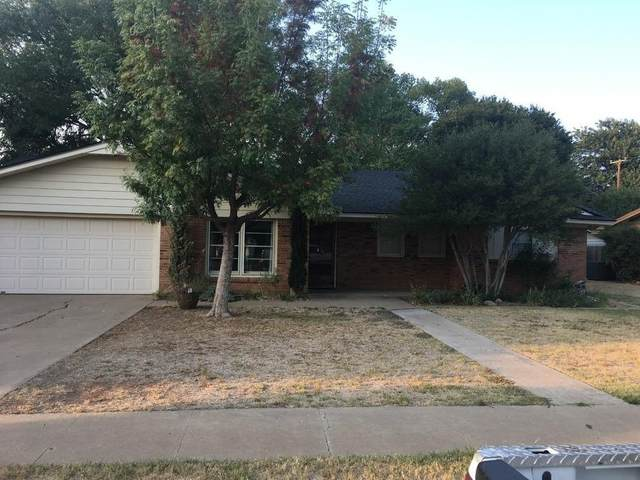 3812 53rd Street, Lubbock, TX 79413 (MLS #202009923) :: Stacey Rogers Real Estate Group at Keller Williams Realty