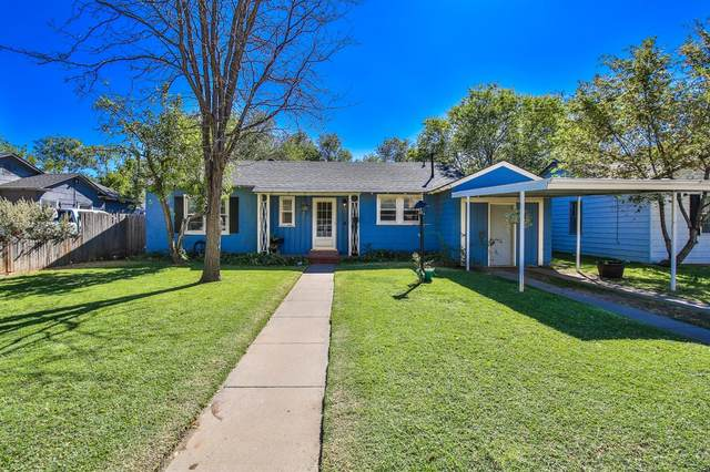 2819 26th Street, Lubbock, TX 79410 (MLS #202009931) :: Better Homes and Gardens Real Estate Blu Realty