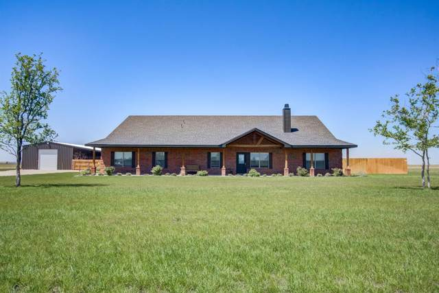 12419 N Farm Road 179, Shallowater, TX 79363 (MLS #202009941) :: Stacey Rogers Real Estate Group at Keller Williams Realty