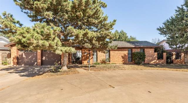 3806 53rd Street, Lubbock, TX 79413 (MLS #202010044) :: Better Homes and Gardens Real Estate Blu Realty