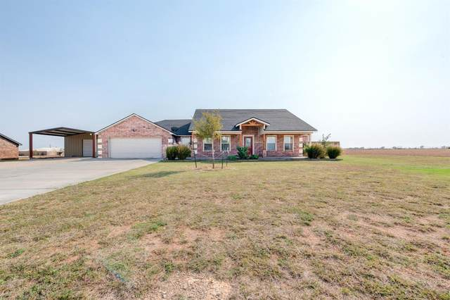 8323 County Road 6000, Shallowater, TX 79363 (MLS #202010069) :: The Lindsey Bartley Team