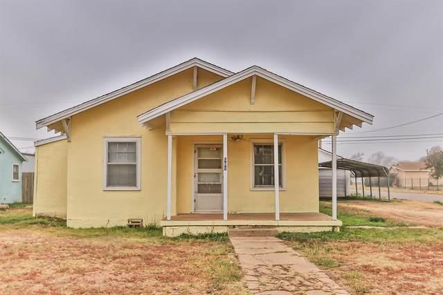 501 Main Street, Idalou, TX 79329 (MLS #202010083) :: Lyons Realty