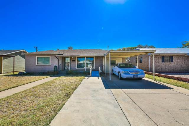 5013 40th Street, Lubbock, TX 79414 (MLS #202010085) :: Stacey Rogers Real Estate Group at Keller Williams Realty