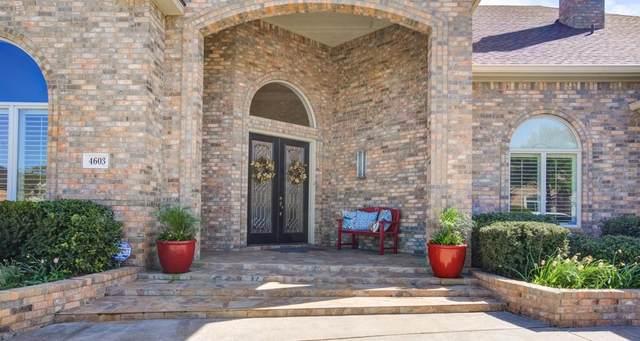4603 101st Street, Lubbock, TX 79424 (MLS #202010104) :: McDougal Realtors