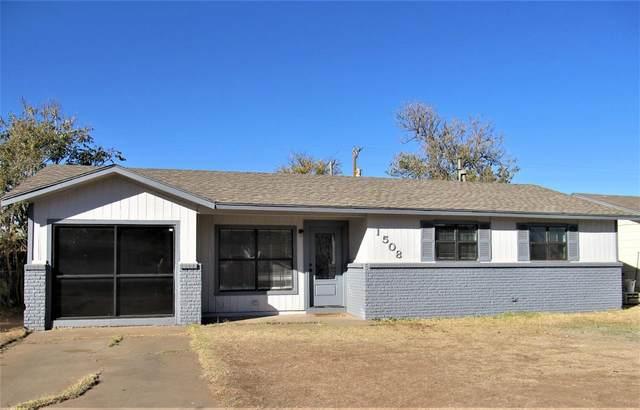 1508 43rd Street, Lubbock, TX 79412 (MLS #202010109) :: Lyons Realty