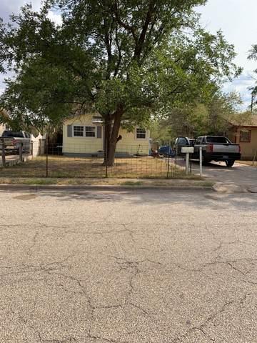 2710 E 3rd Street, Lubbock, TX 79403 (MLS #202010129) :: The Lindsey Bartley Team