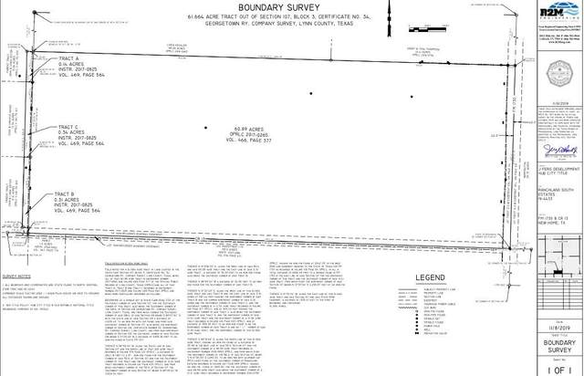 61-cr 13 S Farm Road 1730, New Home, TX  (MLS #202010218) :: Duncan Realty Group