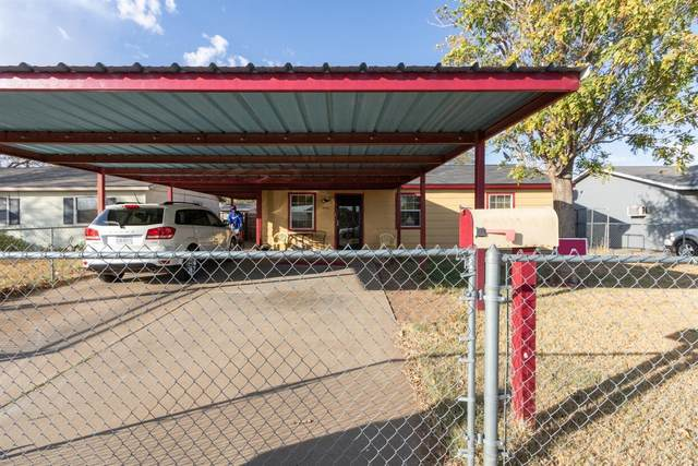 2705 E 10th Street, Lubbock, TX 79403 (MLS #202010221) :: Reside in Lubbock | Keller Williams Realty
