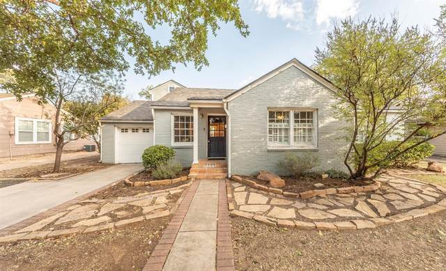3302 25th Street, Lubbock, TX 79410 (MLS #202010254) :: The Lindsey Bartley Team