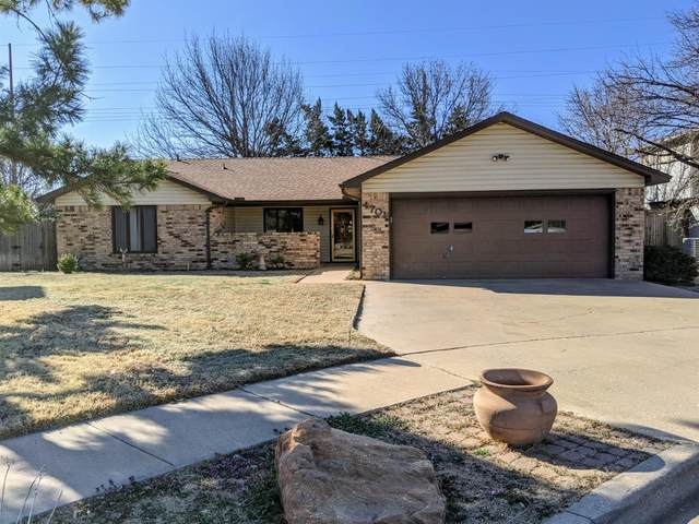 4701 81st Place, Lubbock, TX 79424 (MLS #202010276) :: Duncan Realty Group