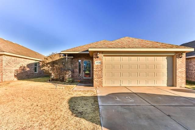 5526 110th Street, Lubbock, TX 79424 (MLS #202010278) :: Reside in Lubbock | Keller Williams Realty