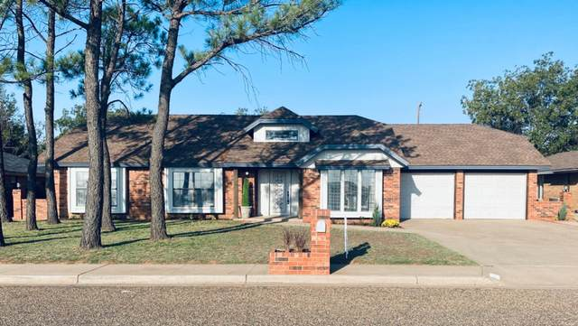 2112 Mustang Drive, Levelland, TX 79336 (MLS #202010315) :: The Lindsey Bartley Team