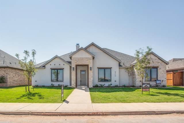 3715 117th Street, Lubbock, TX 79423 (MLS #202010367) :: Lyons Realty