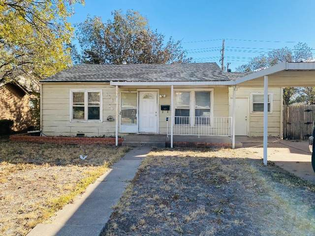 3009 30th Street, Lubbock, TX 79410 (MLS #202010488) :: Stacey Rogers Real Estate Group at Keller Williams Realty