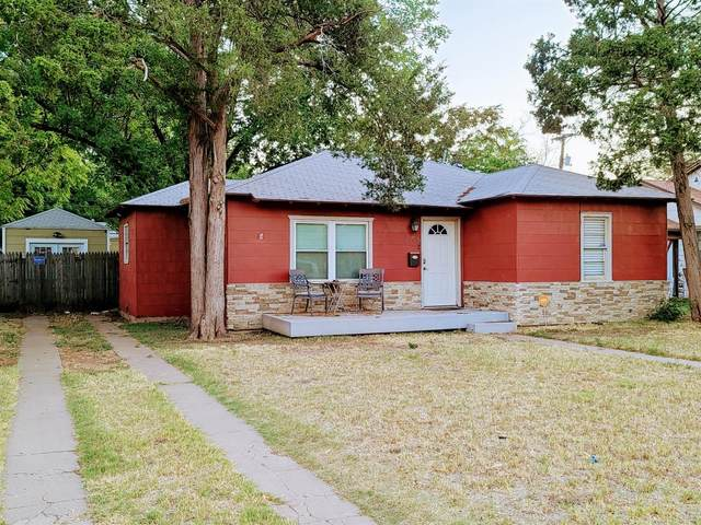 2706 30th Street, Lubbock, TX 79410 (MLS #202010550) :: Reside in Lubbock | Keller Williams Realty