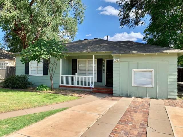 2707 30th Street, Lubbock, TX 79410 (MLS #202010736) :: Reside in Lubbock | Keller Williams Realty