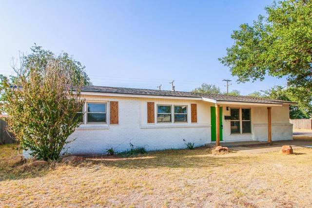 4839 52nd Street, Lubbock, TX 79414 (MLS #202010824) :: Stacey Rogers Real Estate Group at Keller Williams Realty