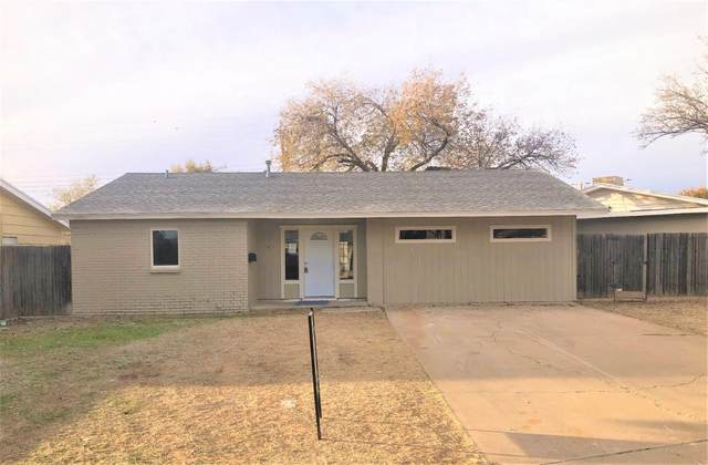 6010 Orlando Avenue, Lubbock, TX 79413 (MLS #202010847) :: Stacey Rogers Real Estate Group at Keller Williams Realty