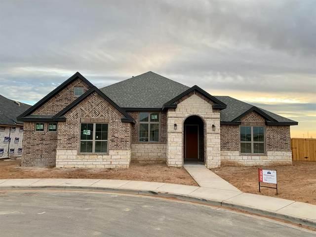 7041 99th Street, Lubbock, TX 79424 (MLS #202010884) :: Duncan Realty Group