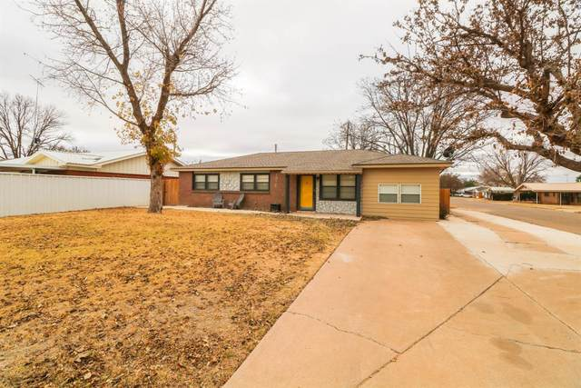 1316 W 12th Street, Littlefield, TX 79339 (MLS #202010902) :: Stacey Rogers Real Estate Group at Keller Williams Realty
