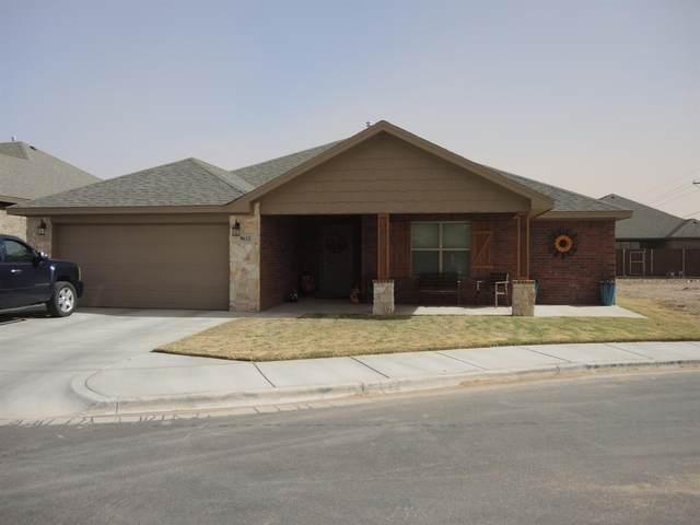 9613 Hyden Avenue, Lubbock, TX 79424 (MLS #202010921) :: Lyons Realty