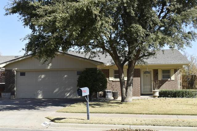 3418 83rd Drive, Lubbock, TX 79423 (MLS #202010922) :: McDougal Realtors