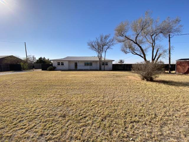 850 County Road R, Plainview, TX 79072 (MLS #202010968) :: McDougal Realtors