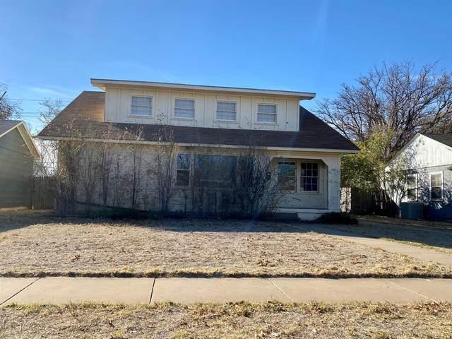 2607 31st Street, Lubbock, TX 79410 (MLS #202010973) :: Reside in Lubbock | Keller Williams Realty