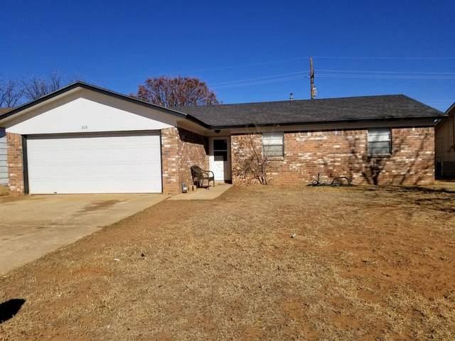309 Pecan Street, Levelland, TX 79336 (MLS #202011025) :: McDougal Realtors