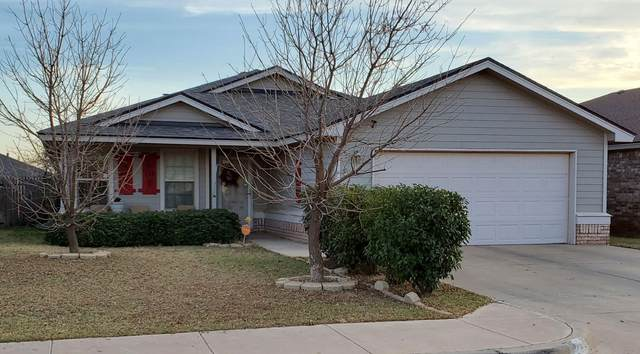 2303 99th Street, Lubbock, TX 79423 (MLS #202011098) :: Better Homes and Gardens Real Estate Blu Realty
