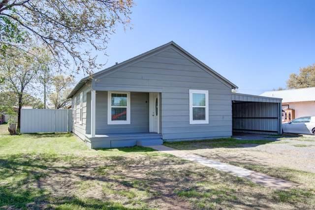 503 Locust Street, Idalou, TX 79329 (MLS #202011135) :: Duncan Realty Group