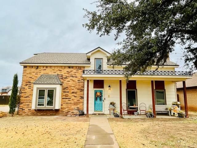 5807 Dartmouth Street, Lubbock, TX 79416 (MLS #202011154) :: Duncan Realty Group