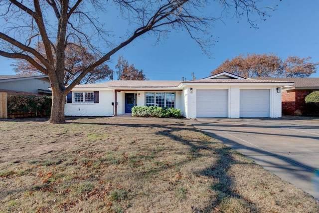 6204 Kenosha Drive, Lubbock, TX 79413 (MLS #202011158) :: The Lindsey Bartley Team