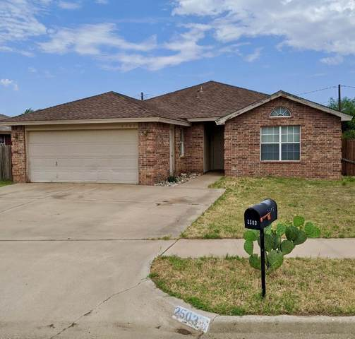 2503 N Cypress Road, Lubbock, TX 79403 (MLS #202011165) :: Lyons Realty