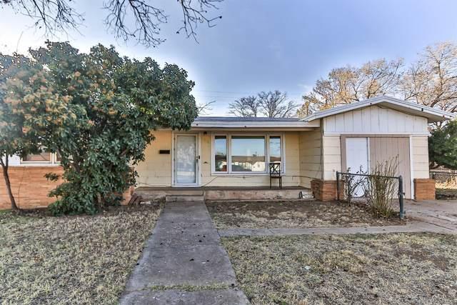 1715 42nd Street, Lubbock, TX 79412 (MLS #202011185) :: McDougal Realtors