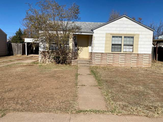 2010 38th Street, Lubbock, TX 79412 (MLS #202011209) :: Stacey Rogers Real Estate Group at Keller Williams Realty